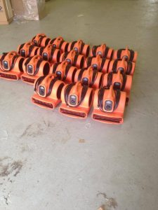 Commercial Restoration Blowers